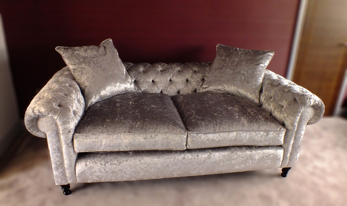 The Chesterfield Sofa Is A Timeless Design, It Looks Good In Either Leather  Or Fabric. A Sofa That Will Stand The Test Of Time And Will Never Go Out Of  ...