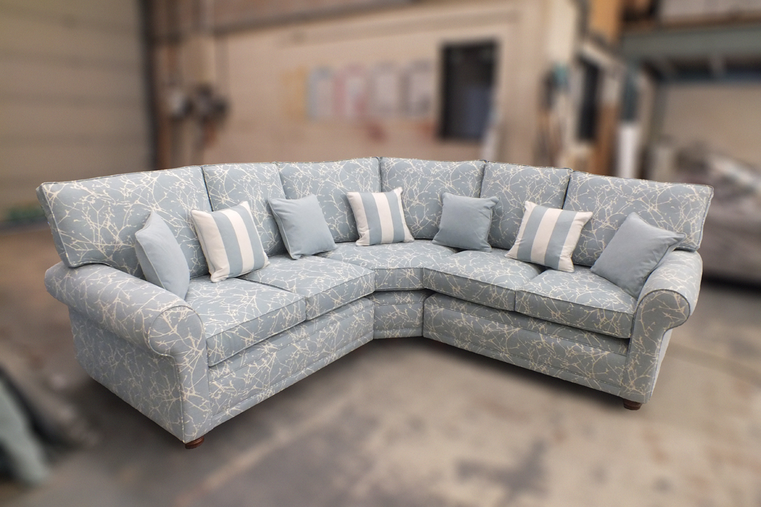 Sienna Special Corner Unit | Built in 3 sections. Corner Sofas ...
